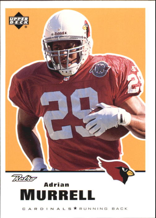 1999 Upper Deck Retro #2 Adrian Murrell