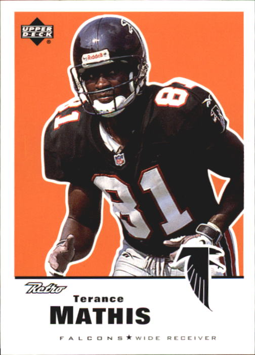 1999 Upper Deck Retro #10 Terance Mathis