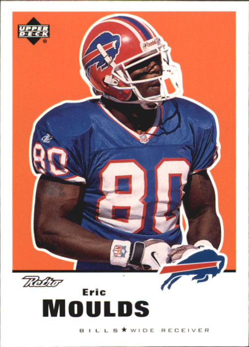 1999 Upper Deck Retro #16 Eric Moulds