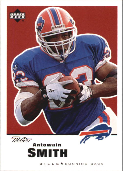 1999 Upper Deck Retro #18 Antowain Smith
