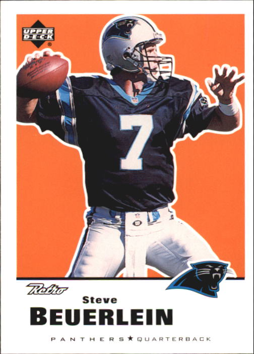 1999 Upper Deck Retro #23 Steve Beuerlein