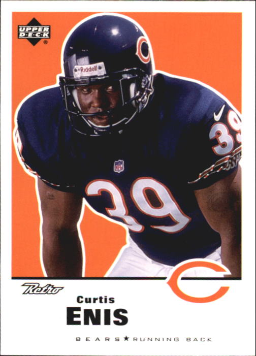 1999 Upper Deck Retro #26 Curtis Enis