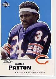 1999 Upper Deck Retro #27 Walter Payton