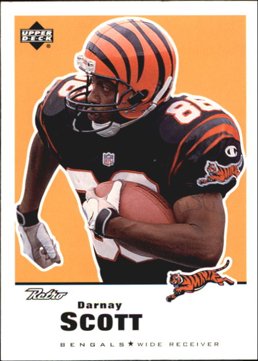 1999 Upper Deck Retro #31 Darnay Scott