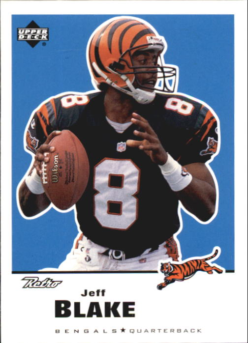 1999 Upper Deck Retro #32 Jeff Blake