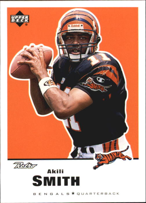 1999 Upper Deck Retro #34 Akili Smith RC