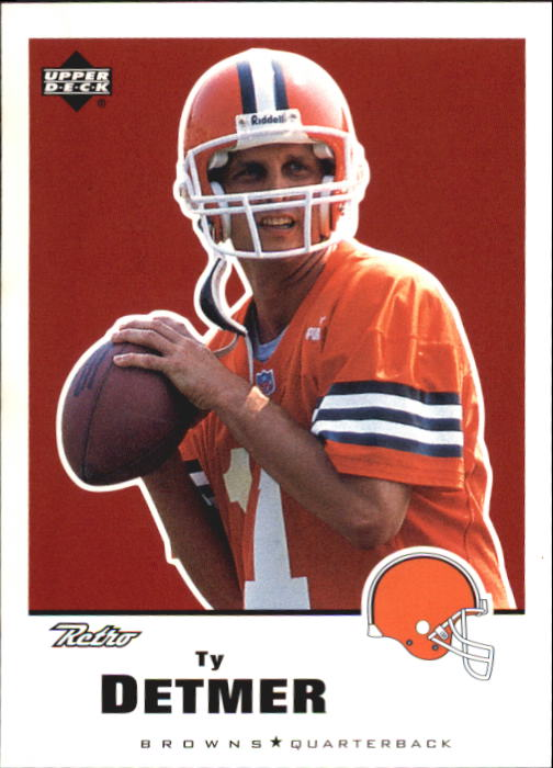 1999 Upper Deck Retro #37 Ty Detmer