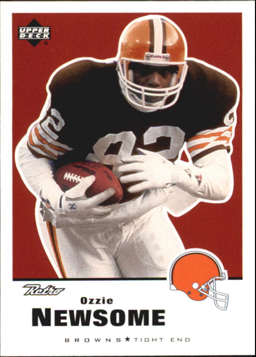 1999 Upper Deck Retro #40 Ozzie Newsome