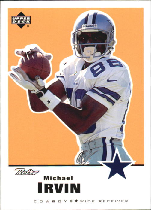 1999 Upper Deck Retro #44 Michael Irvin