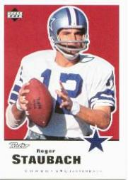 1999 Upper Deck Retro #46 Roger Staubach front image