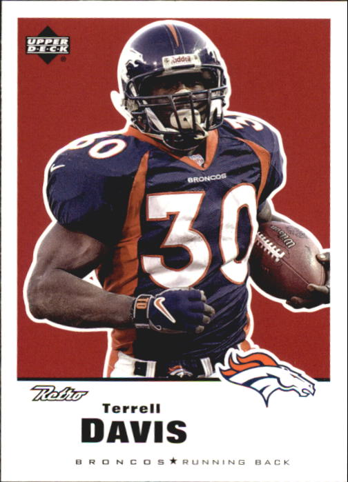1999 Upper Deck Retro #49 Terrell Davis