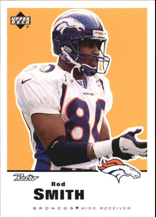 1999 Upper Deck Retro #51 Rod Smith