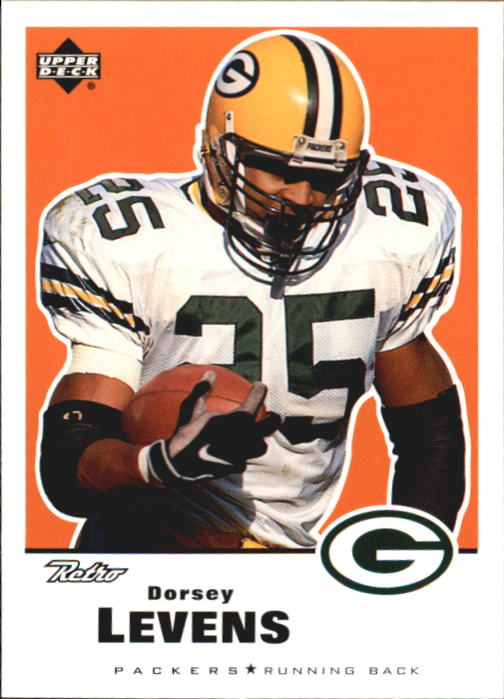 1999 Upper Deck Retro #62 Dorsey Levens