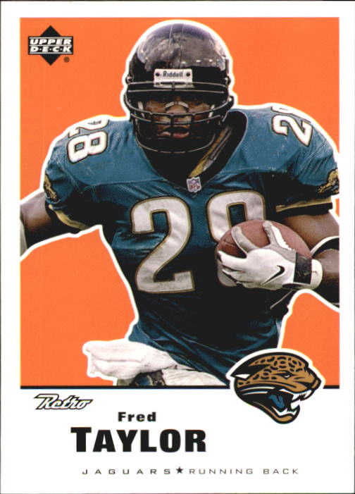 1999 Upper Deck Retro #69 Fred Taylor