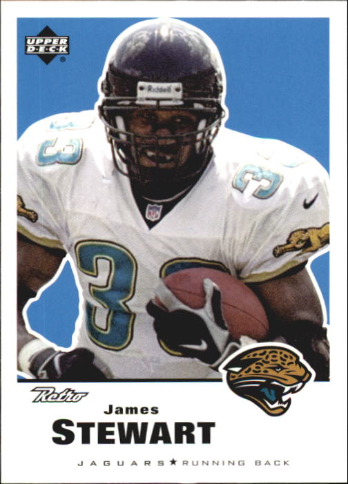 1999 Upper Deck Retro #71 James Stewart
