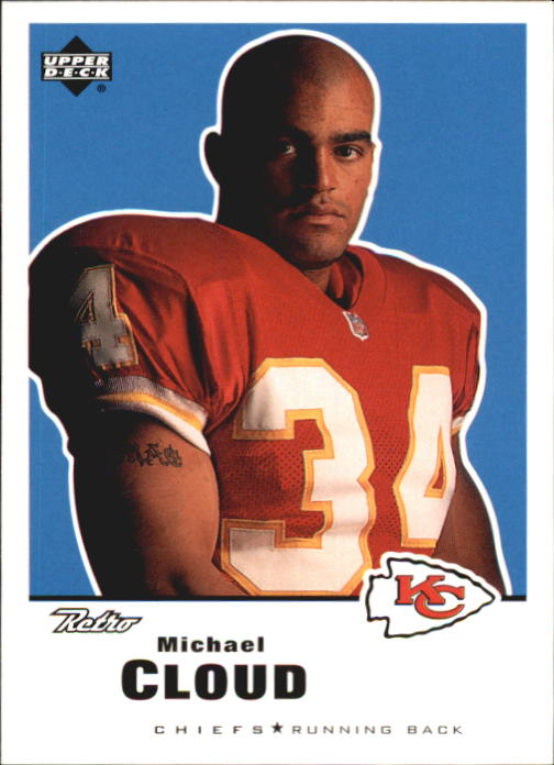 1999 Upper Deck Retro #74 Mike Cloud RC