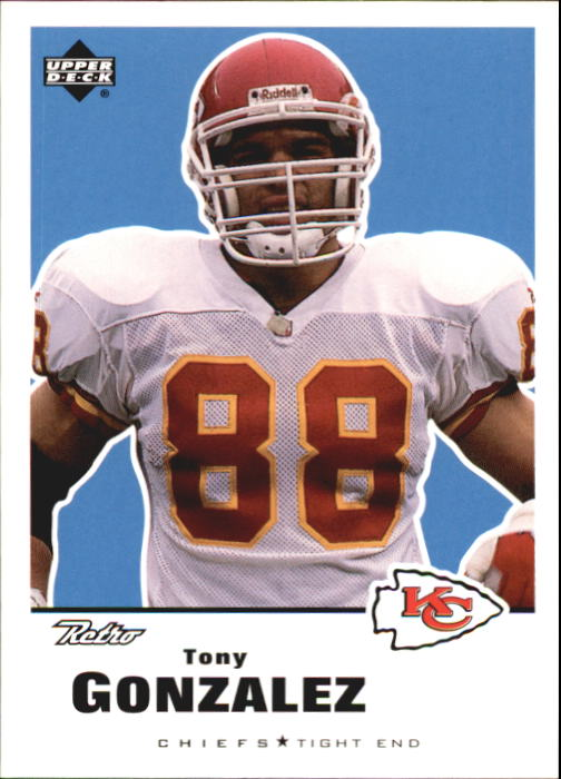 1999 Upper Deck Retro #76 Tony Gonzalez