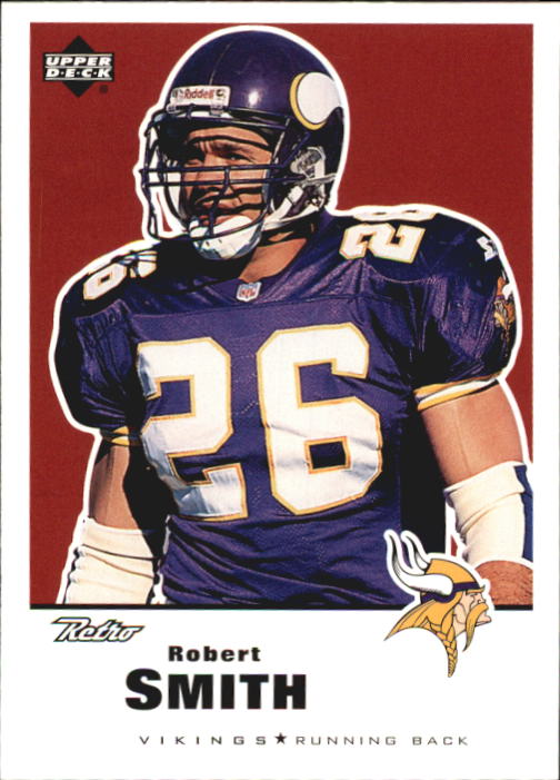 1999 Upper Deck Retro #89 Robert Smith