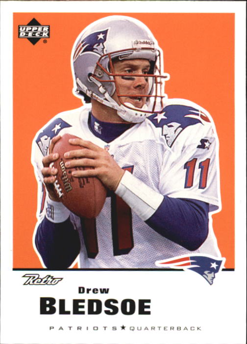 1999 Upper Deck Retro #90 Drew Bledsoe