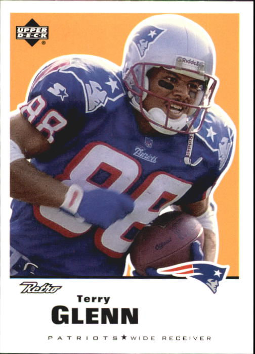 1999 Upper Deck Retro #91 Terry Glenn