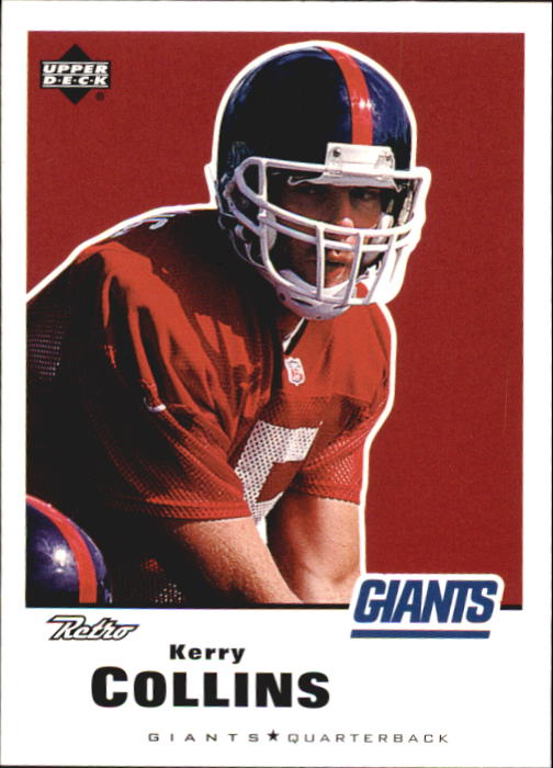 1999 Upper Deck Retro #100 Kerry Collins
