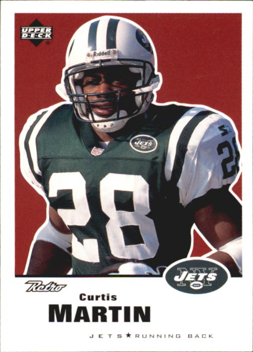 1999 Upper Deck Retro #107 Curtis Martin