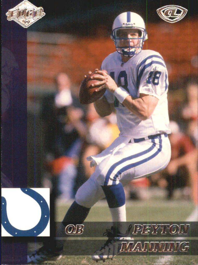 1999 Collector's Edge Advantage Previews #PM Peyton Manning