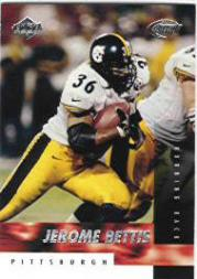 1999 Collector's Edge Fury Previews #JB Jerome Bettis