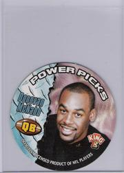 1999 King B Discs #24 Donovan McNabb