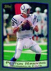 1999 Topps Promos #PP2 Peyton Manning