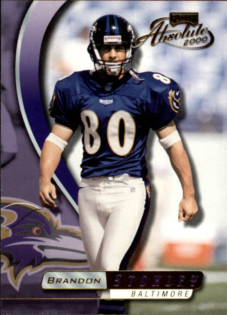 2000 Absolute #13 Brandon Stokley