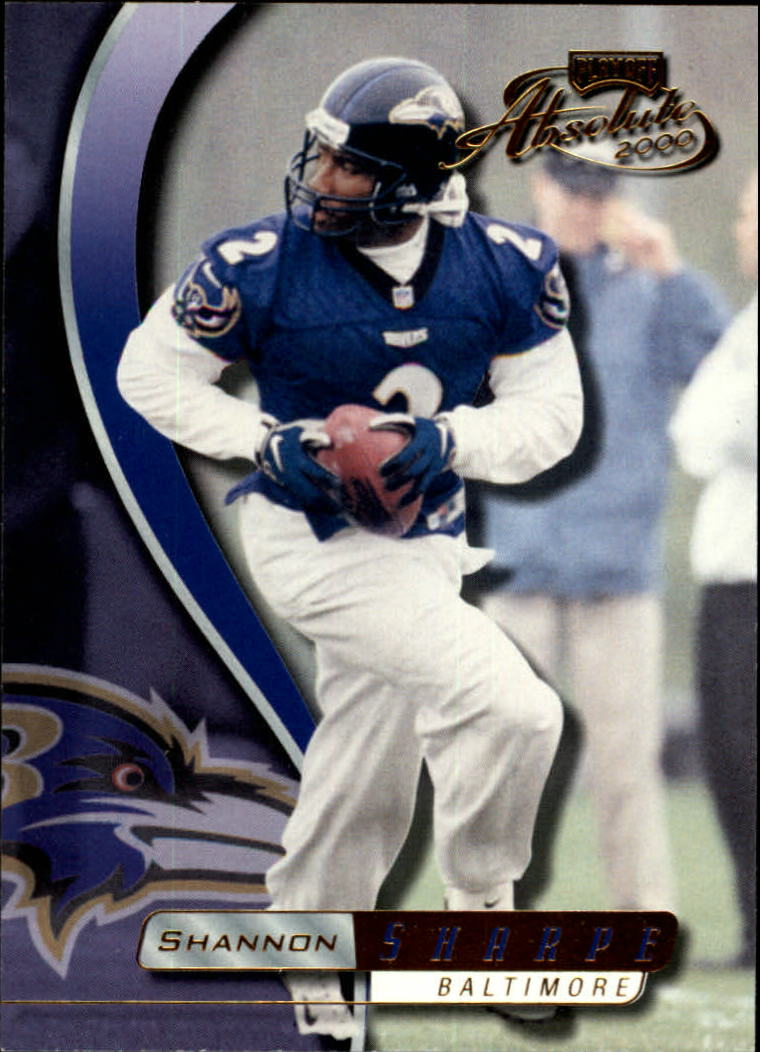 2000 Absolute #14 Shannon Sharpe