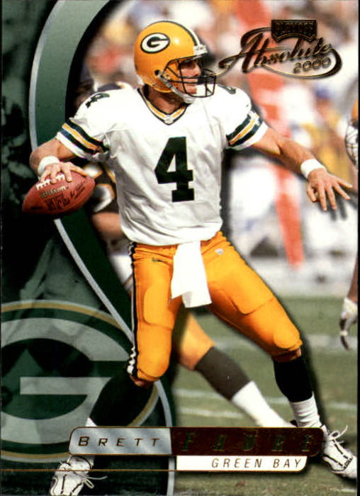 2000 Absolute #65 Brett Favre