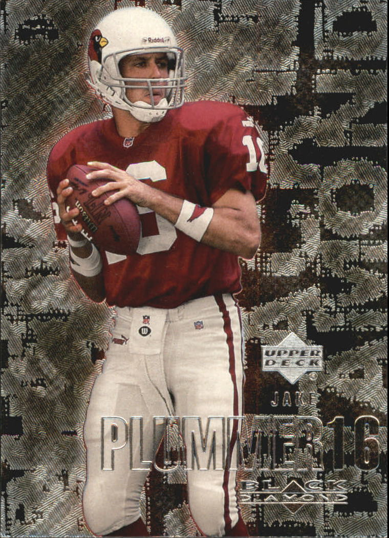 2000 Black Diamond #1 Jake Plummer