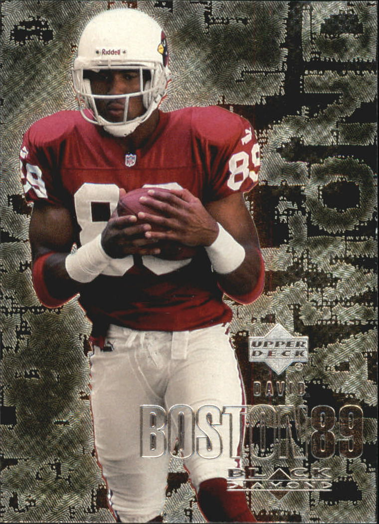 2000 Black Diamond #2 David Boston