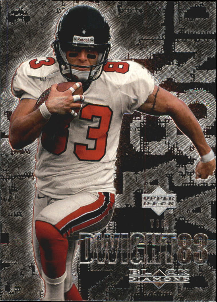 2000 Black Diamond #4 Tim Dwight