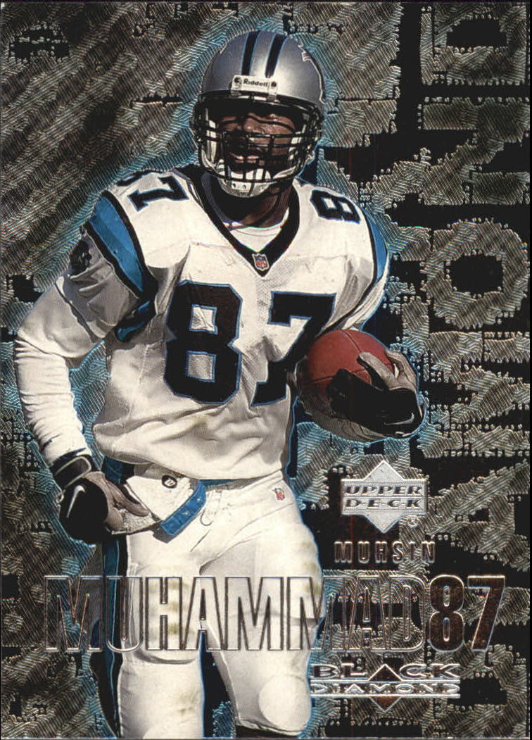 2000 Black Diamond #16 Muhsin Muhammad