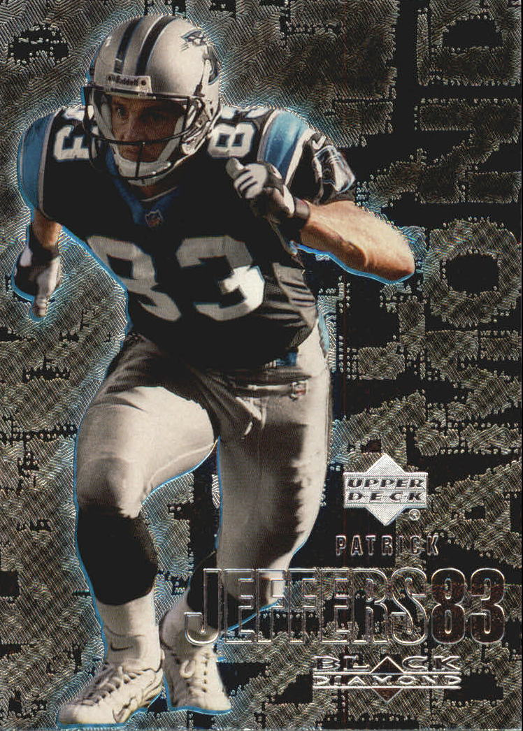 2000 Black Diamond #17 Patrick Jeffers