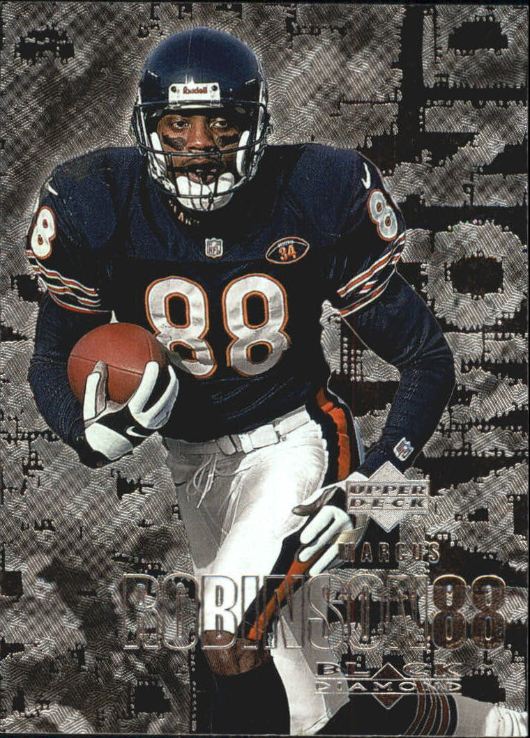 2000 Black Diamond #21 Marcus Robinson