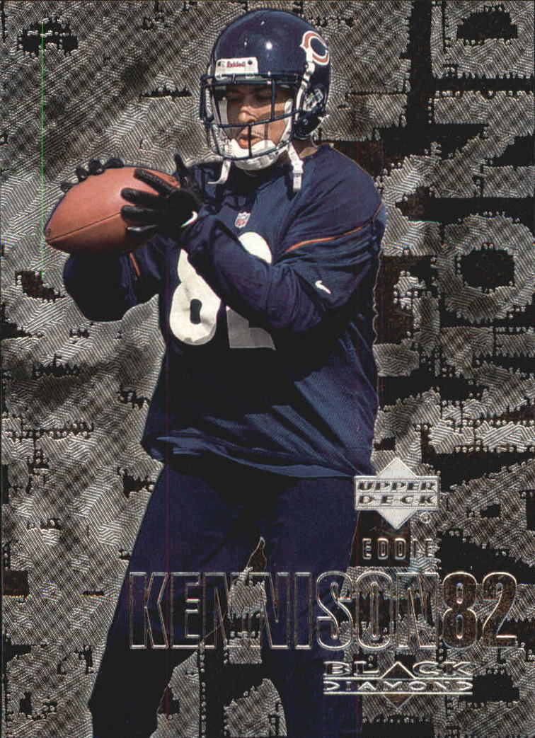 2000 Black Diamond #22 Eddie Kennison
