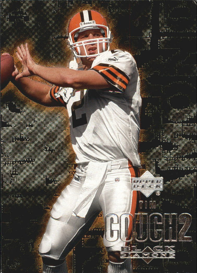 2000 Black Diamond #27 Tim Couch