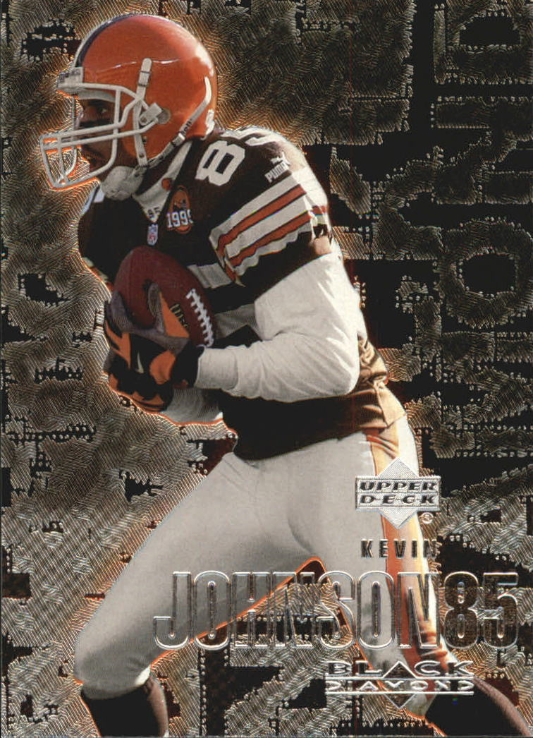 2000 Black Diamond #28 Kevin Johnson