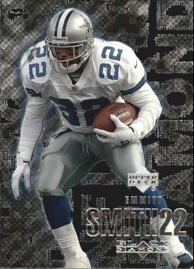 2000 Black Diamond #31 Emmitt Smith