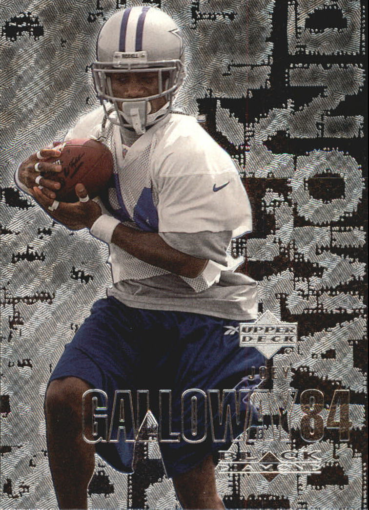 2000 Black Diamond #33 Joey Galloway