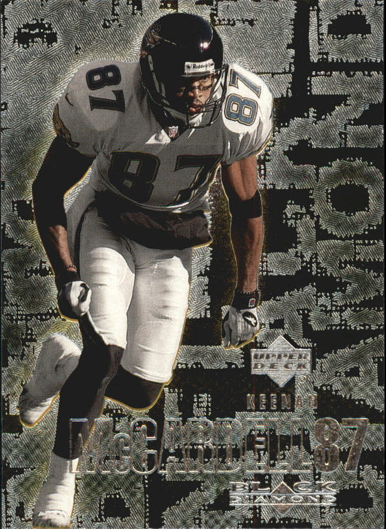 2000 Black Diamond #53 Keenan McCardell