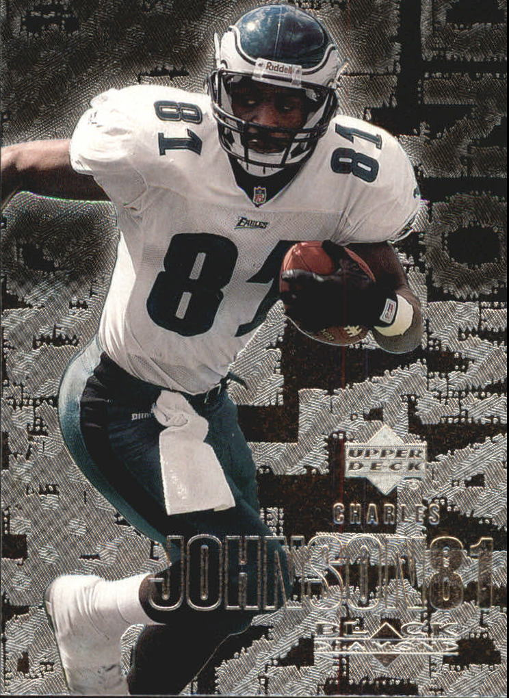 2000 Black Diamond #88 Charles Johnson