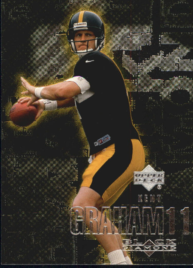 2000 Black Diamond #89 Kent Graham