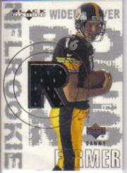 2000 Black Diamond #178 Danny Farmer JSY RC