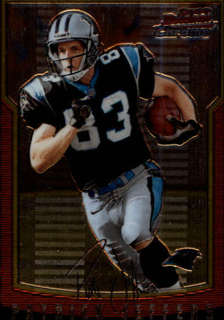 2000 Bowman Chrome #19 Patrick Jeffers