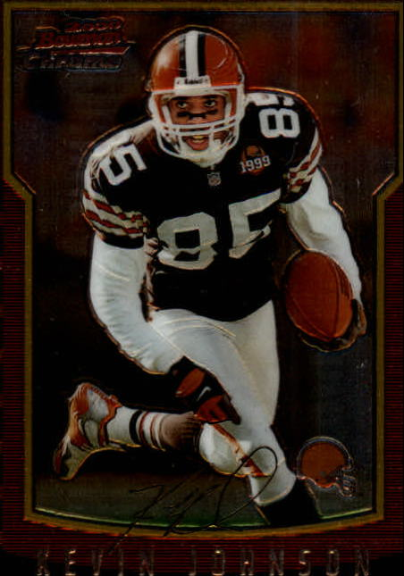 2000 Bowman Chrome #29 Kevin Johnson